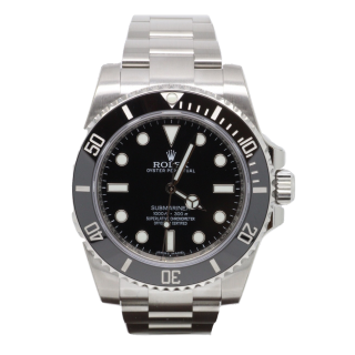 ROLEX SUBMARINER 114060  - The Cheshire Watch Company