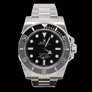 ROLEX SUBMARINER 114060  - The Cheshire Watch Company