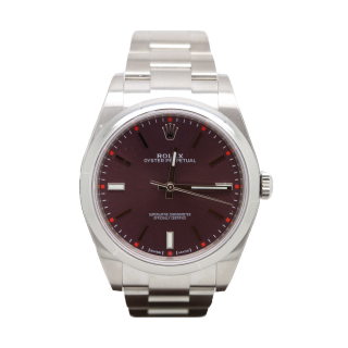 ROLEX OYSTER PERPETUAL 39MM 114300 £4100.00 - Cheshire Watch Company