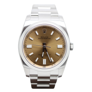 ROLEX OYSTER 116000 STEEL £3795.00 - Cheshire Watch Company