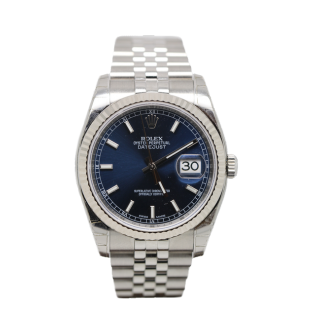 ROLEX DATEJUST 116234 STEEL £4895.00 - Cheshire Watch Company