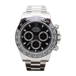 ROLEX DAYTONA 116500 STEEL CHRONOGRAPH £13,995.00 - The Cheshire Watch Company