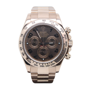 Rolex Daytona 116505 £20,995.00  - The Cheshire Watch Company