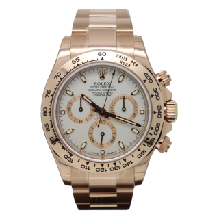 Rolex Daytona 116505 £21,495.00  - The Cheshire Watch Company