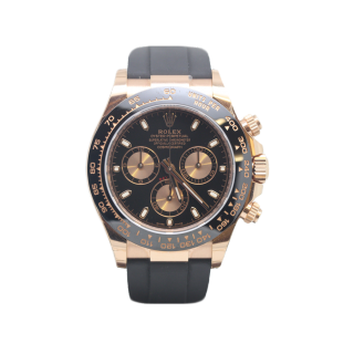 ROLEX DAYTONA 116515 18CT ROSE GOLD CHRONOGRAPH