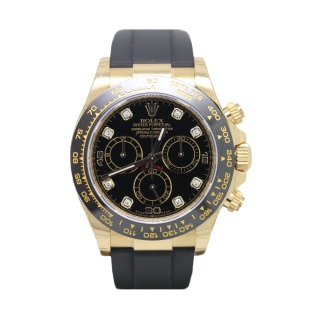 ROLEX DAYTONA 116518LN 18CT YELLOW GOLD CHRONOGRAPH £20,495.00