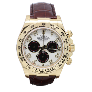 Rolex Daytona 116518 £14,495.00 - Cheshire Watch Company Boutique Wilmslow