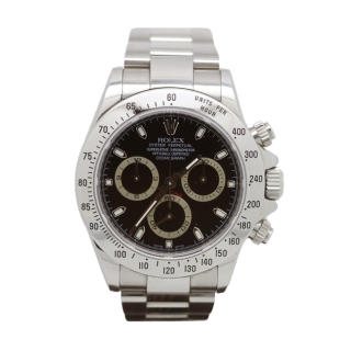 ROLEX DAYTONA 116520 STEEL CHRONOGRAPH £9995.00 - The Cheshire Watch Company