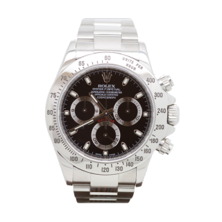 ROLEX DAYTONA 116520 - The Cheshire Watch Company