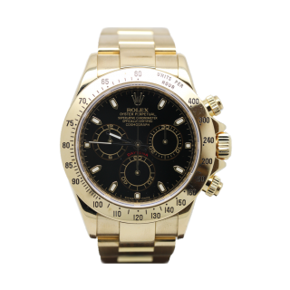 Rolex Daytona 116528 - Cheshire Watches Boutique Wilmslow
