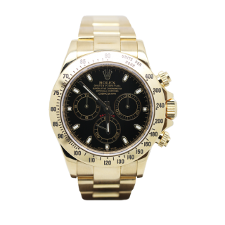 This iconic pre owned Rolex Daytona 116528 is in stock now at the Cheshire Watches boutique.