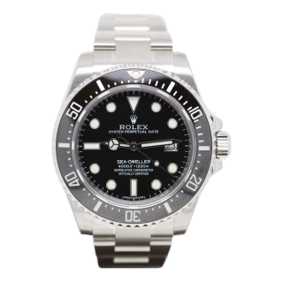 ROLEX SEA DWELLER 4000ft 116600 £9495.00 - Cheshire Watch Company