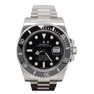 ROLEX SUBMARINER 116610 LN £7995.00 - The Cheshire Watch Company