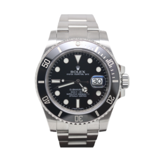 ROLEX SUBMARINER 116610 LN VALET £100.00