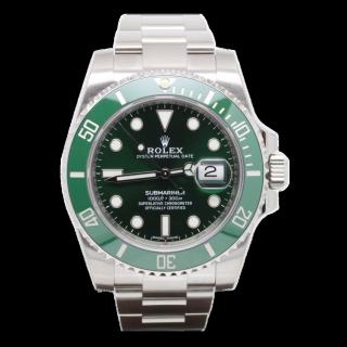 ROLEX SUBMARINER 116610 LV £11995.00  -  Cheshire Watch Company
