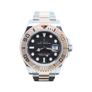 ROLEX YACHTMASTER 116621 STEEL AND 18CT ROSE GOLD £10,495.00 - Cheshire Watch Company