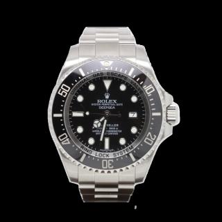 Rolex Deep Sea Sea Dweller 116660 £9995.00 - Cheshire Watch Company
