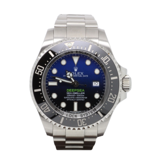 Rolex Deep Sea Sea Dweller D-Blue 116660 - Cheshire Watch Company