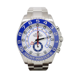 ROLEX YACHTMASTER II REGATTA 116680 £11,995.00 - Cheshire Watch Company