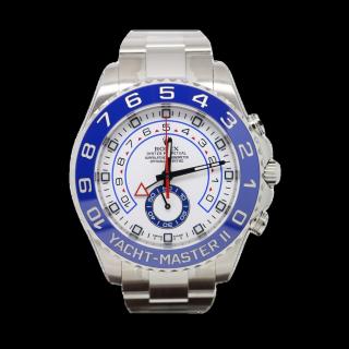 ROLEX YACHTMASTER II REGATTA 116680 £10,995.00 - Cheshire Watch Company