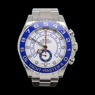 ROLEX YACHTMASTER II REGATTA 116680 £12,495.00 - Cheshire Watch Company