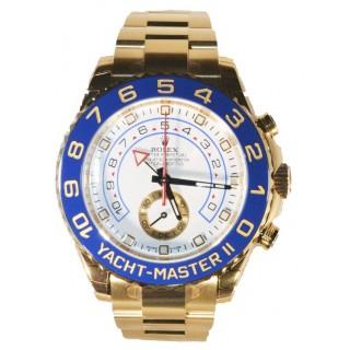 ROLEX YACHTMASTER II REGATTA 116688 £22,495.00 - Chesire Watch Company