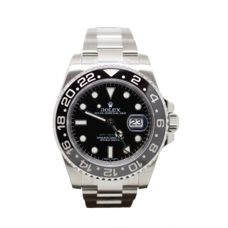 ROLEX GMT MASTER II 116710LN SERVICE £300.00 - The Cheshire Watch Company
