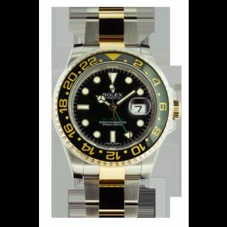 ROLEX GMT MASTER II 116713LN VALET £100.00
