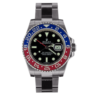 ROLEX GMT MASTER II 116719 BLRO  - The Cheshire Watch Company Boutique Wilmslow