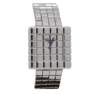 CHOPARD ICE CUBE 18CT WHITE GOLD 1174-07  £7000.00  - Cheshire Watch Company