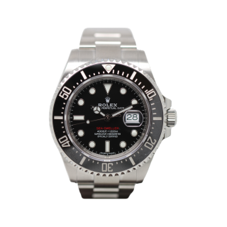 ROLEX SEA DWELLER 4000ft 126600 - Cheshire Watch Company