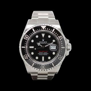 ROLEX SEA DWELLER 4000ft 126600 - Cheshire Watch Company