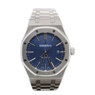 AUDEMARS PIGUET ROYAL OAK £12,995.00 15400ST.OO.1220ST.03 - The Cheshire Watch Company