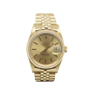 Rolex Datejust 16238 18ct Yellow Gold £7495.00  - Cheshire Watch Company
