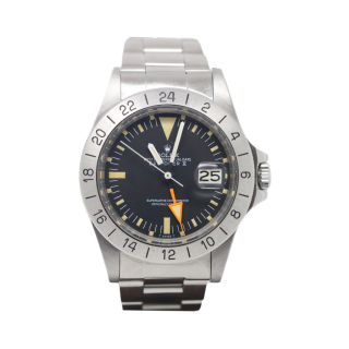 "Vintage Rolex Explorer 2 1655 MK1 ""Steve McQueen"" - The Cheshire Watch Company"