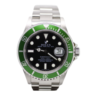 ROLEX SUBMARINER 16610 LV 50th ANNIVERSARY £6995.00  -  Cheshire Watch Company