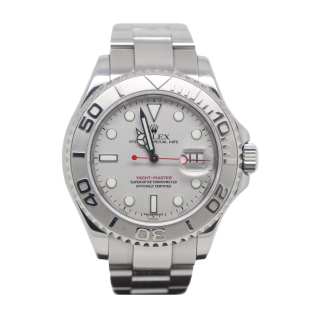Rolex Yachtmaster 16622 Steel and Platinum £5495.00