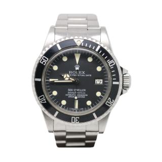 ROLEX SEA DWELLER GREAT WHITE 1665 £17,495.00 - Cheshire Watch Company
