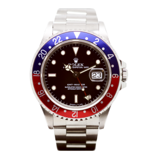 ROLEX GMT MASTER 16700 £5995.00 - The Cheshire Watch Company