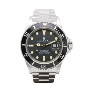 ROLEX SUBMARINER 16800  - The Cheshire Watch Company