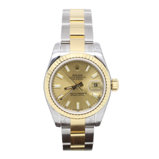 ROLEX DATEJUST 179173 18CT YELLOW GOLD £5595.00 - Cheshire Watch Company