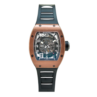 RICHARD MILLE RM 010 18CT ROSE GOLD -  Cheshire Watch Company