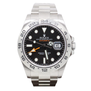 ROLEX EXPLORER II 216570 £5995.00 - Cheshire Watch Company