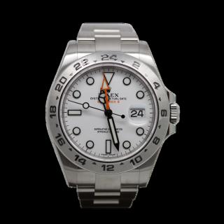 ROLEX EXPLORER II 216570 £6995.00 - Cheshire Watch Company