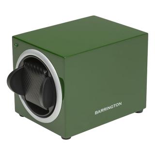 BARRINGTON GREEN SINGLE WATCHWINDER - Cheshire Watch Company