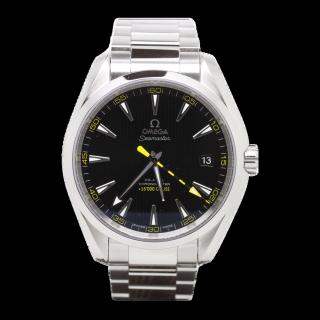 OMEGA SEAMASTER AQUA TERRA £3295.00 23110422101002 - Cheshire Watch Company