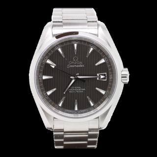 OMEGA SEAMASTER AQUA TERRA 23110422106001 - Cheshire Watch Company