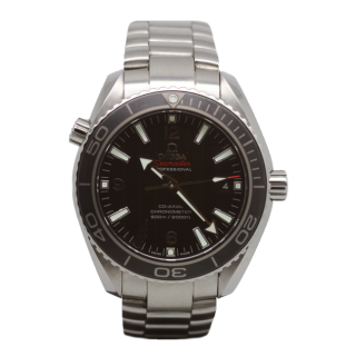 OMEGA SEAMASTER PLANET OCEAN SKYFALL JAMES BOND 007 LTD EDITION 232.30.42.21.01.004 £5295.00  - Cheshire Watch Company