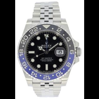 Rolex GMT Master II 126710 BLNR Steel £12,995.00