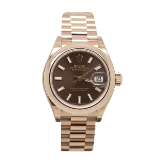 New Model Rolex Lady Datejust 28mm 279165 - The Cheshire Watch Company